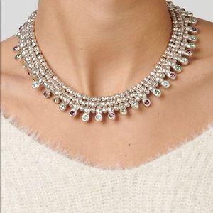 Uno de 50 Crystal Jungle Necklace